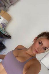 Paige Spiranac - Social Media Photos and Videos 10/03/2020