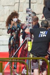 "Penélope Cruz - ""Official Competition"" Set in Madrid 09/30/2020"