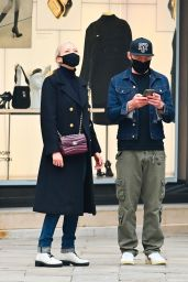 Pom Klementieff - Out in Venice 10/22/2020