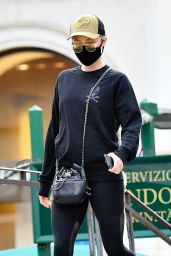 Pom Klementieff - Out in Venice 10/26/2020