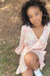 Priah Ferguson - Social Media Photos and Videos 10/04/2020