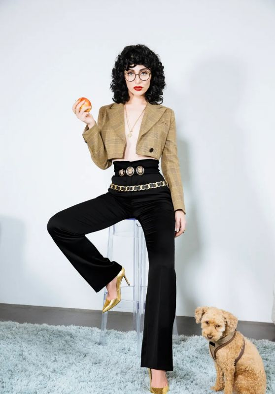 Qveen Herby - Photoshoot for Paper Magazine (2020)