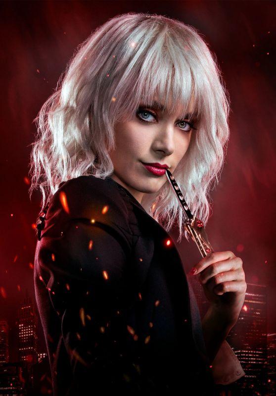 "Rachel Skarsten – ""Batwoman"" Season 1 Photos"