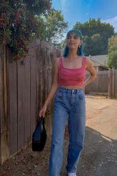Rebecca Black - Social Media Photos 10/05/2020