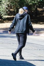 Rebel Wilson - Goes for a Hike at Griffith Park in Los Feliz 10/30/2020