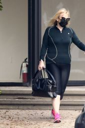 Rebel Wilson - Leaves the Gym in West Hollywood 10/22/2020