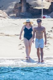 Rebel Wilson With Boyfriend Jacob Busch in Cabo San Lucas 10/12/2020