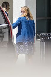Reese Witherspoon - Heading Into Sony Studios in Culver City 10/06/2020