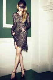 Riley Keough - Vogue UK 2010