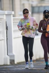 Rita Ora - Heads to the Gym in London 10/05/2020