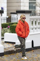 Rita Ora - Leaving Her Home in London 10/12/2020