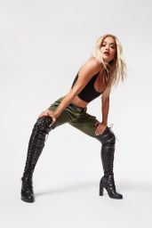 Rita Ora - Models a New Shoe Collection for ShoeDazzle 10/02/2020