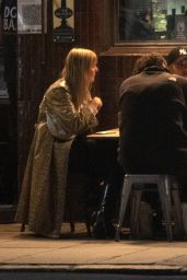 Rita Ora - Night Out With Her Boyfriend at the Walmer Castle Pub in Notting Hill 10/03/2020