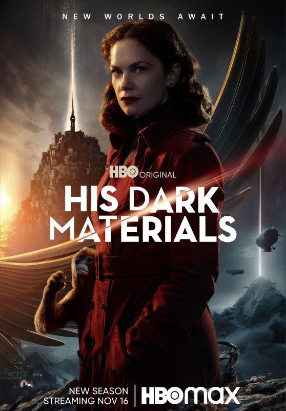 """Ruth Wilson – """"His Dark Materials"""" Season 2 Poster No2"""