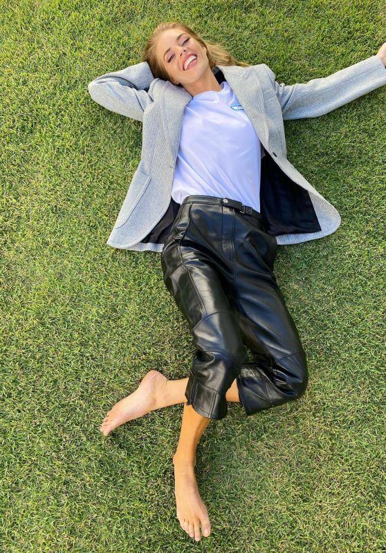 Samara Weaving - Louis Vuitton Photoshoot October 2020