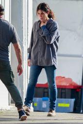 "Sandra Bullock - ""Untitled"" Netflix Film Set in Vancouver 10/06/2020"