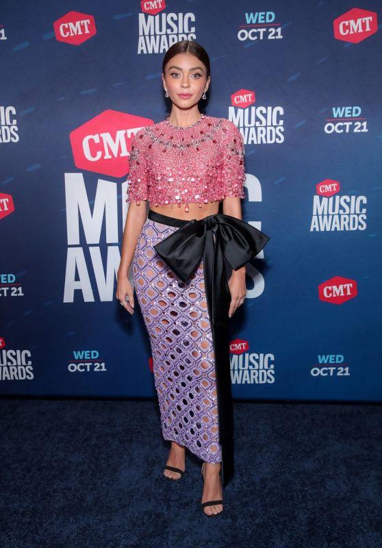 Sarah Hyland - CMT Music Awards 2020