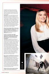 Scarlett Johansson and Florence Pugh - Empire October 2020 Issue