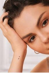 Selena Gomez - Promoting Rare Beauty Makeup