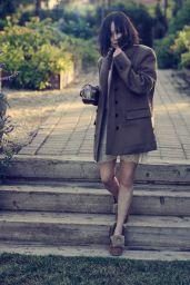 Shannen Doherty - ELLE US October 2020