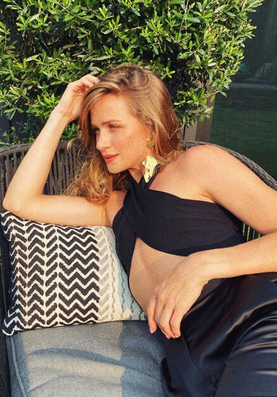 Shantel VanSanten - Rose and Ivy October 2020 Photoshoot