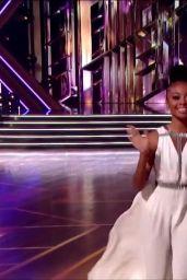 Skai Jackson - Dancing With The Stars 10/05/2020