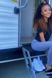 Skai Jackson - Social Media Photos 10/13/2020