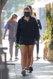 Sofia Richie at Croft Alley in Beverly Hills 10/20/2020
