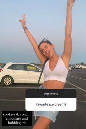 Taya Brooks - Social Media Photos and Video 10/13/2020