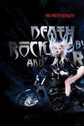 """Taylor Momsen - """"Death by Rock and Roll"""" Single Cover 2020"""