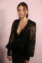 Thylane Blondeau – Etam Show at Paris Fashion Week 09/29/2020