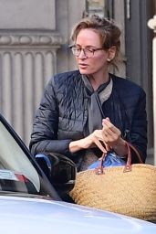 Uma Thurman - Out in New York 10/24/2020
