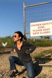 Victoria Justice - Social Media Photos and Video 10/06/2020