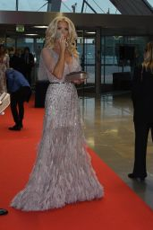 Victoria Silvstedt - Monte-Carlo Film Festival De La Comedie Red Carpet in Monaco 10/11/2020