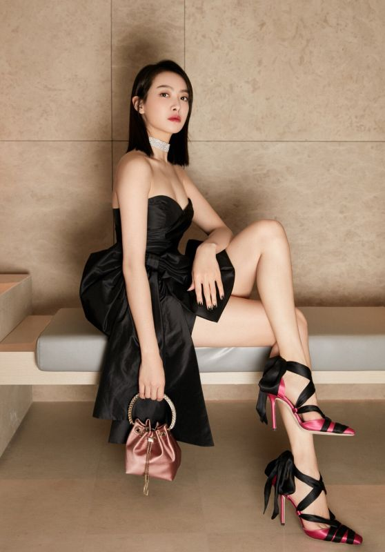 Victoria Song - Jimmy Choo 2020