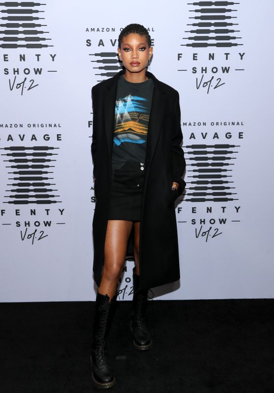 Willow Smith – Savage X Fenty Show Vol. 2 in Los Angeles