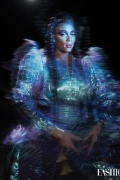Winnie Harlow - Photoshoot for Fashion Magazine Canada November 2020