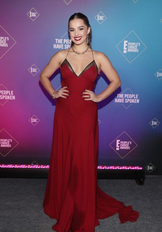 Addison Rae – 2020 People's Choice Awards