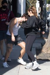 Addison Rae - After a Workout in West Hollywood 11/22/2020