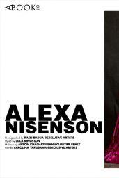 Alexa Nisenson - A Book Of Magazine October 2020 Issue