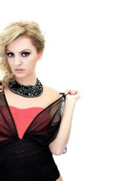 Alexandra Stan - Promoshoot for Mr. Saxobeat 2011
