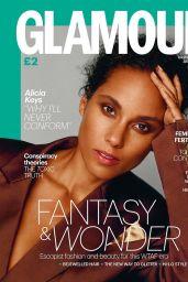 Alicia Keys - Glamour UK Autumn/Winter 2020