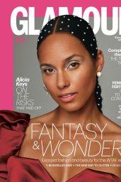 Alicia Keys - Glamour UK Autumn/Winter 2020 Issue