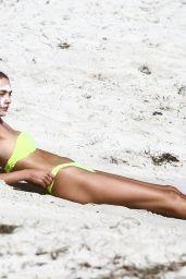 Alina Baikova in a Bikini 11/26/2020