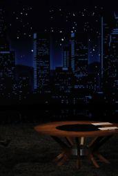 Alison Brie - Jimmy Kimmel Live 11/17/2020