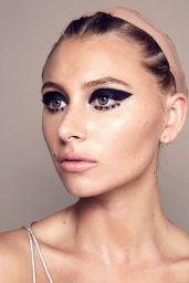 Aly Alyson Michalka - The Beauty Manifesto Photoshoot 2015