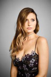Alyson Aly Michalka - iZombie Portraits at SDCC 2016