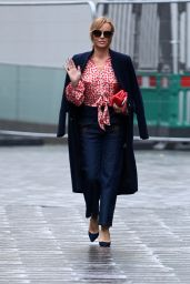 Amanda Holden at Leicester Square in London 11/13/2020