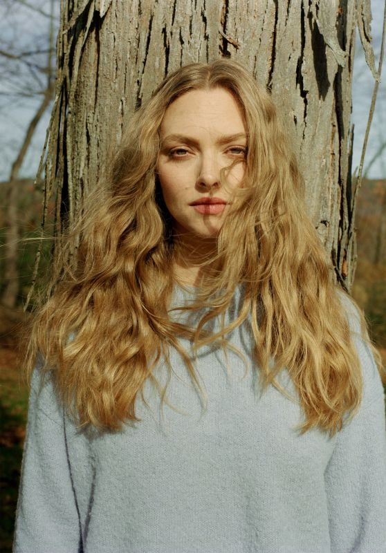 Amanda Seyfried - The New York Times November 2020