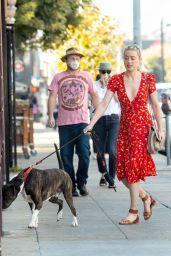 Amber Heard at a Farmers Market in LA 11/22/2020